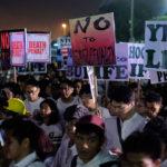 Oppose death penalty revival, new senators urged
