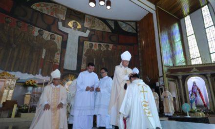 New Basilan bishop urged: 'Have courage, be strong'