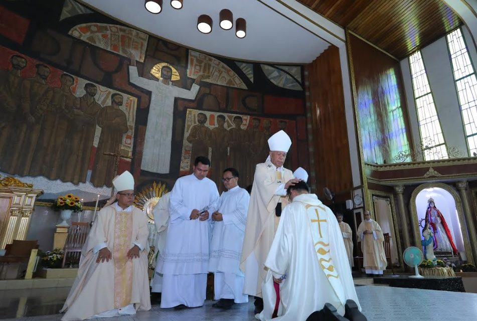 New Basilan bishop urged: 'Have courage, be strong'