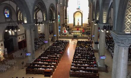 Cardinal Tagle asks students not to bully