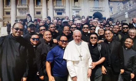 Filipino formators attend new 'Ratio' conference in Rome