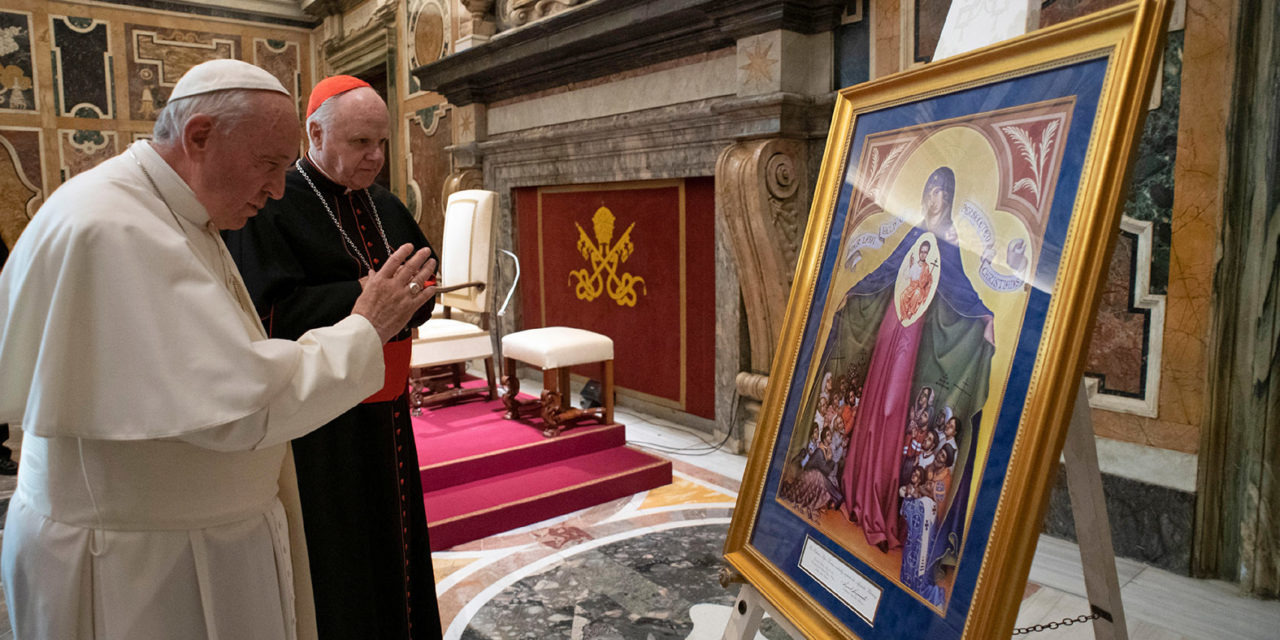 Catholic aid group raises millions for persecuted Christians