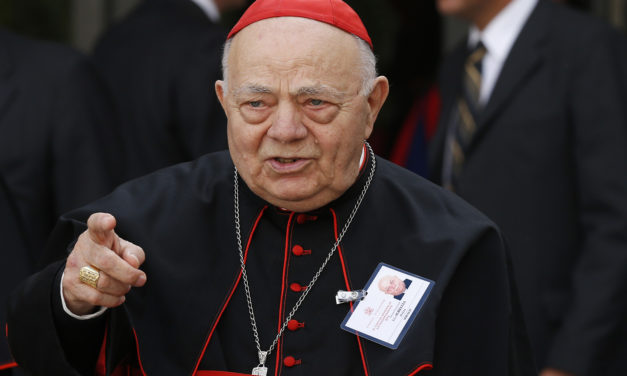 Former president of papal academy dies day before his 91st birthday