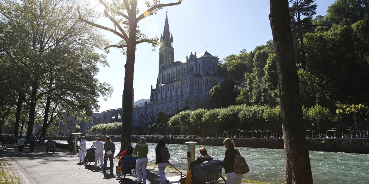 Pope names delegate for pastoral care of Lourdes pilgrims