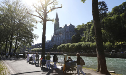 Pope names delegate for pastoral care of Lourdes pilgrims