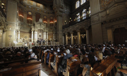 Diplomatic notes: Concert marks anniversary of Israel-Vatican ties