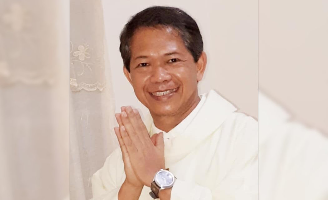 Pope appoints youngest Filipino bishop