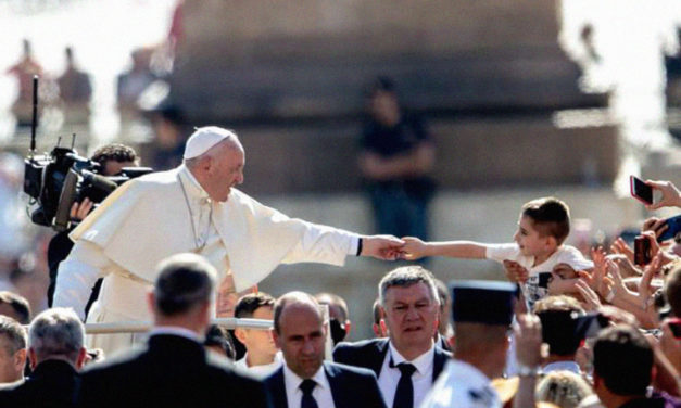 Pope Francis: The Holy Spirit unites the Church, despite sin and scandal