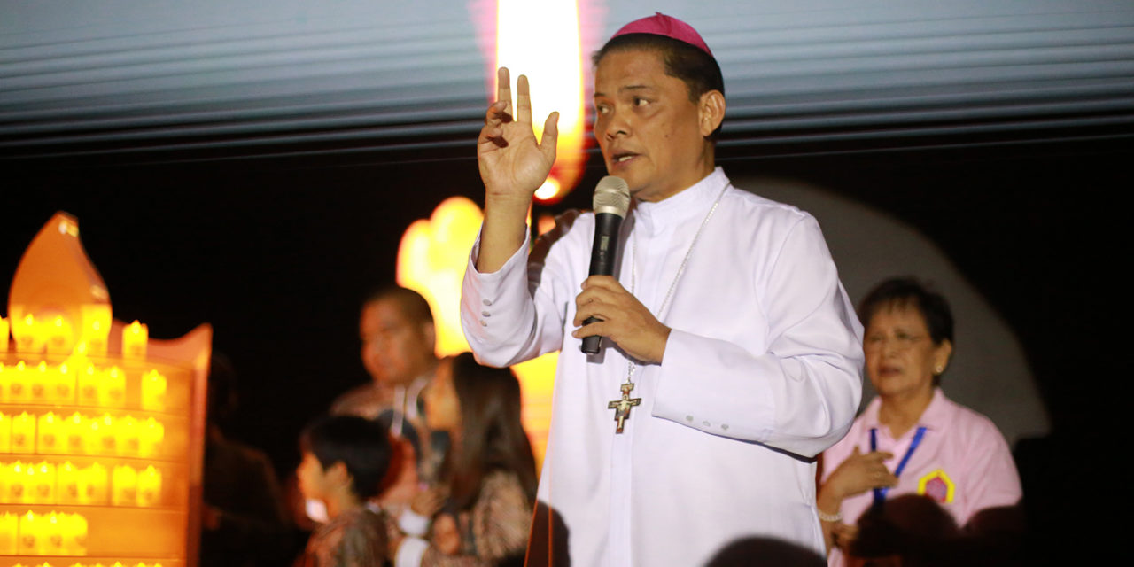 Archbishop calls for 'accompaniment' after marriage