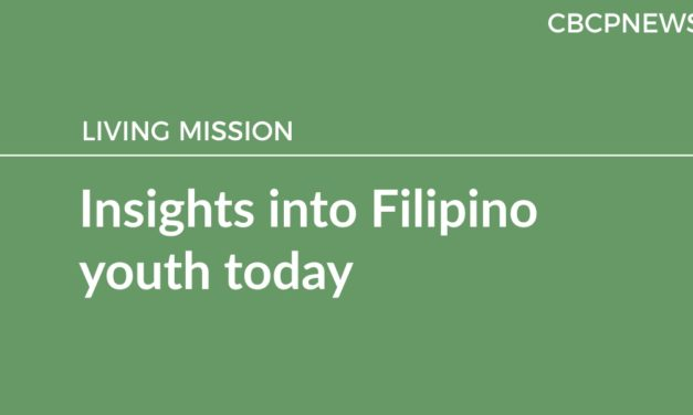 Insights into Filipino youth today