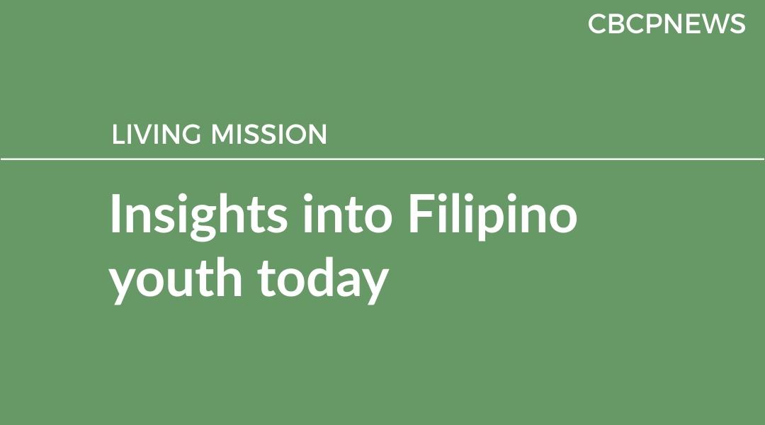 Insights into Filipino youth today