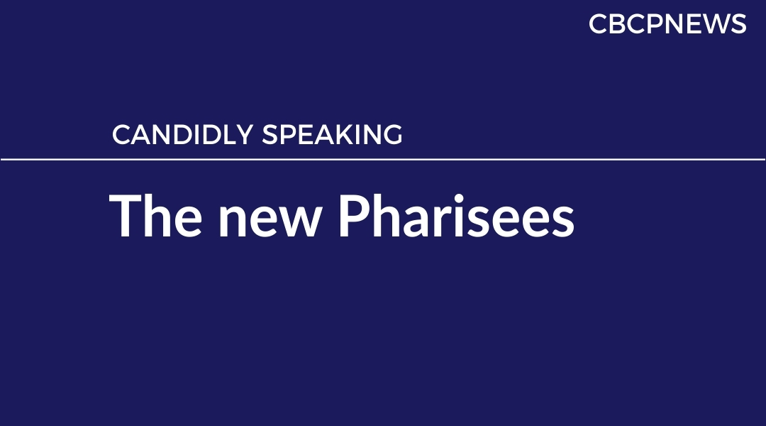 The new Pharisees