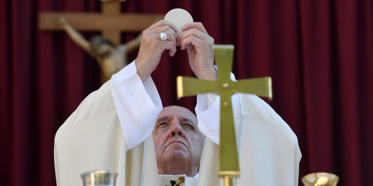 Pope Francis: God's love can do great things with our littleness
