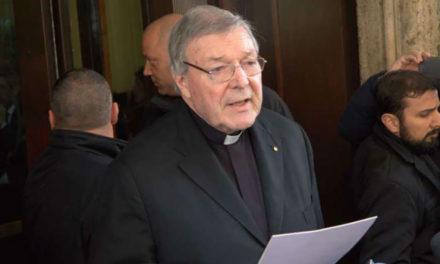 Cardinal Pell prepares for appeal hearing