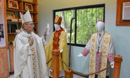 Bulacan opens former bishop's memorabilia gallery
