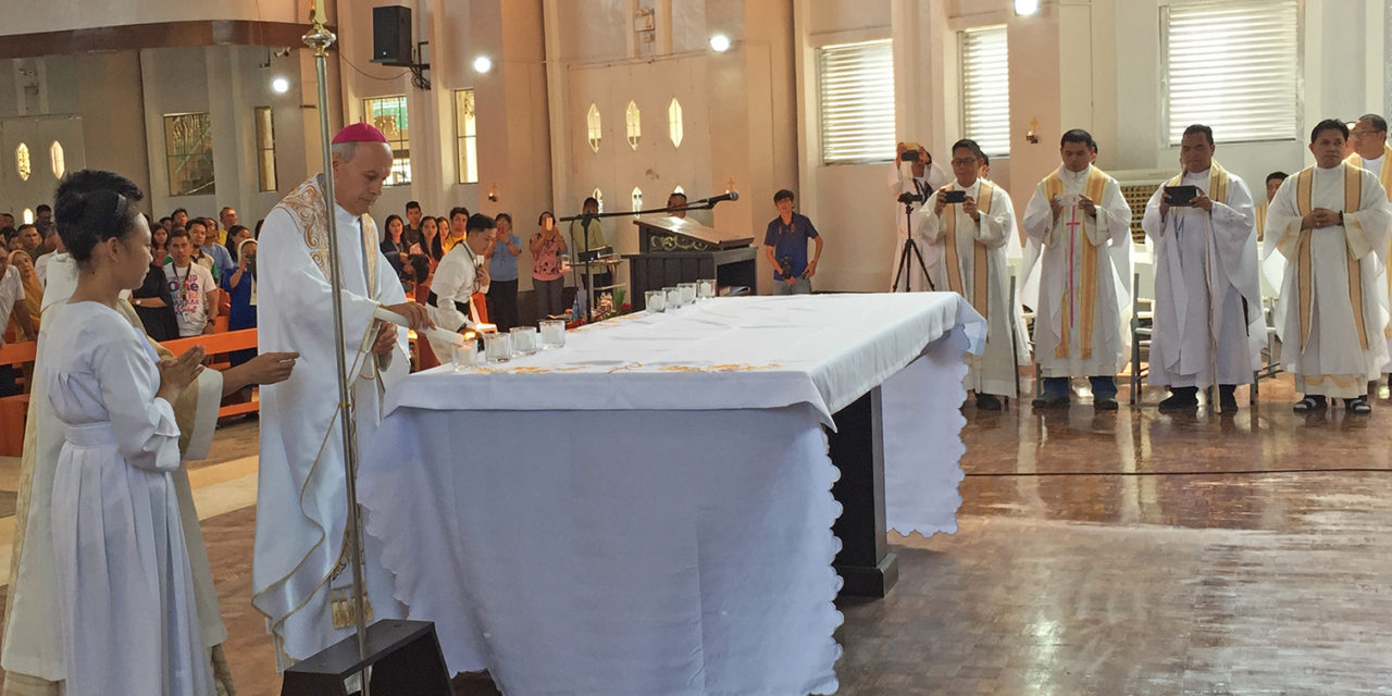 Jolo cathedral hold first Mass since attacks
