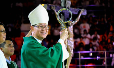 Cardinal Tagle: Engage young people