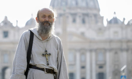 Missionary hermit: New priest recounts winding road to ordination