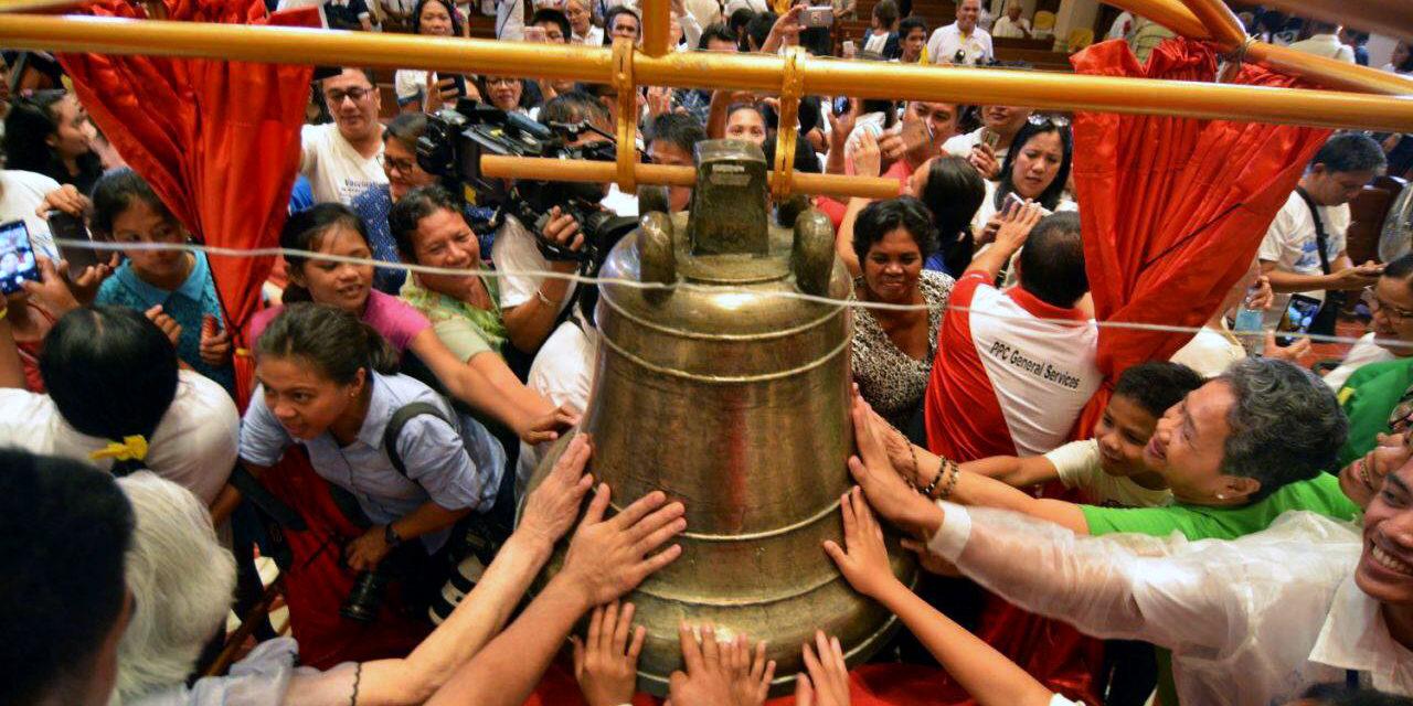 Balangiga records over 100k tourist arrivals 6 months after bells' return