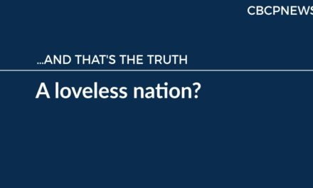 A loveless nation?