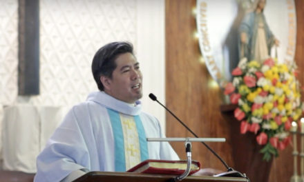 Pope names Iloilo priest as Cebu auxiliary bishop