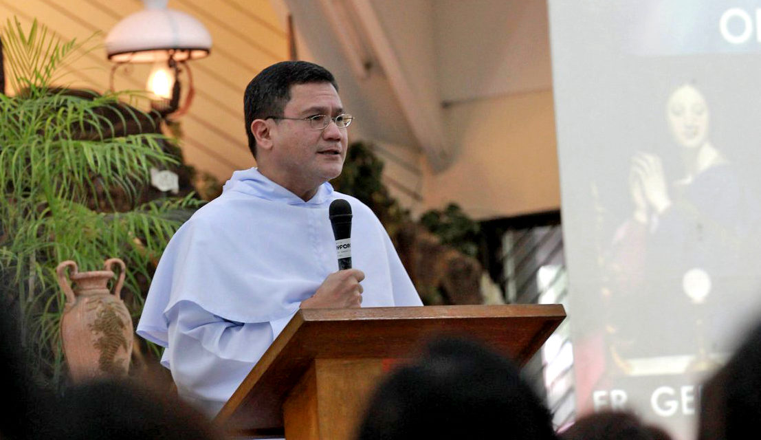 Filipino elected first Asian head of the Dominicans