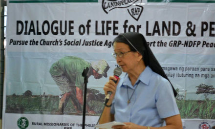 Church group laments gov't harassment, intimidation