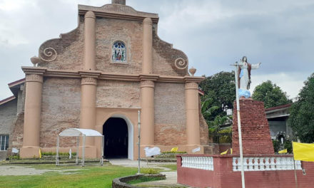 Centuries-old 'Iglesia de Santa Ana de Piddig' restored