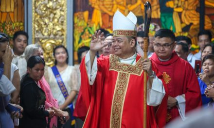 New Novaliches bishop pays tribute to predecessor