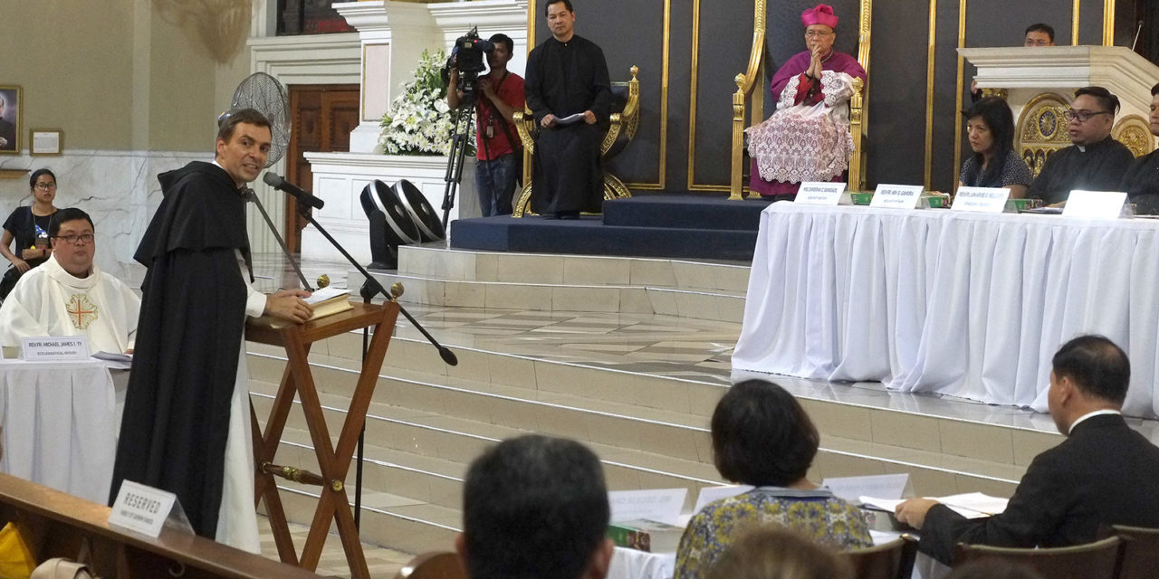 Sainthood cause officially opens for Filipino boy