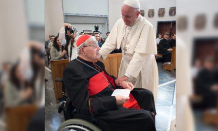 Italian Cardinal Achille Silvestrini dead at 95