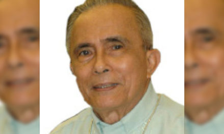 Retired Archbishop Tuquib of CDO dies at 89