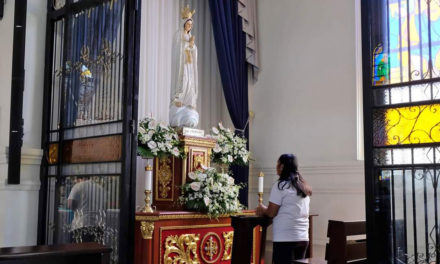 Diocese grants episcopal coronation  decree for Marikina's Our Lady of Fatima