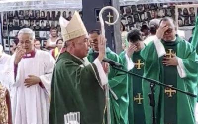 Mass commemorates victims of Davao night market bombing