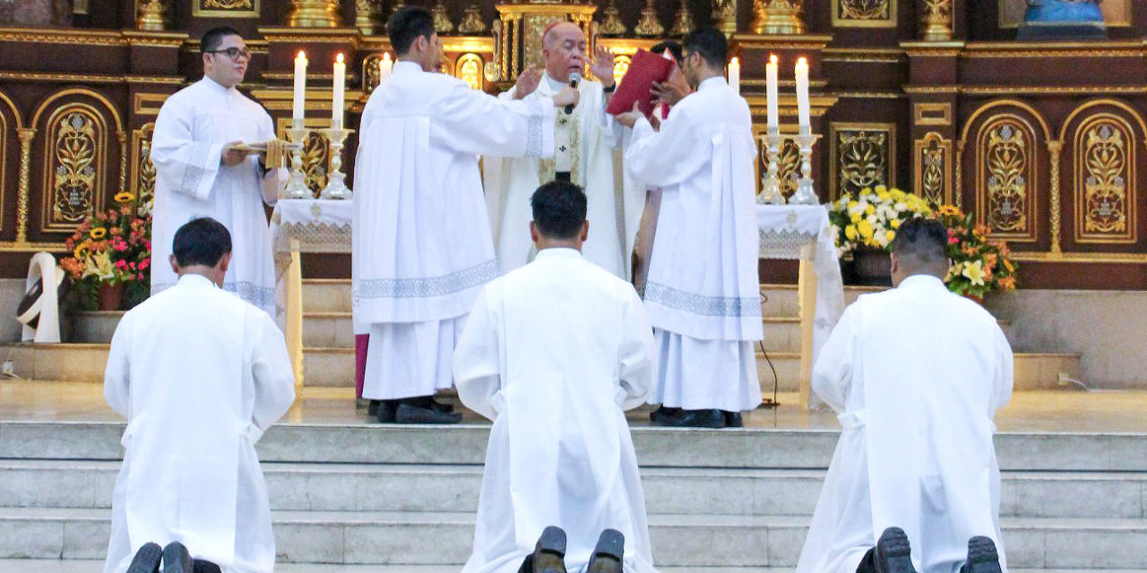 Families play key role in encouraging vocations, says CBCP head