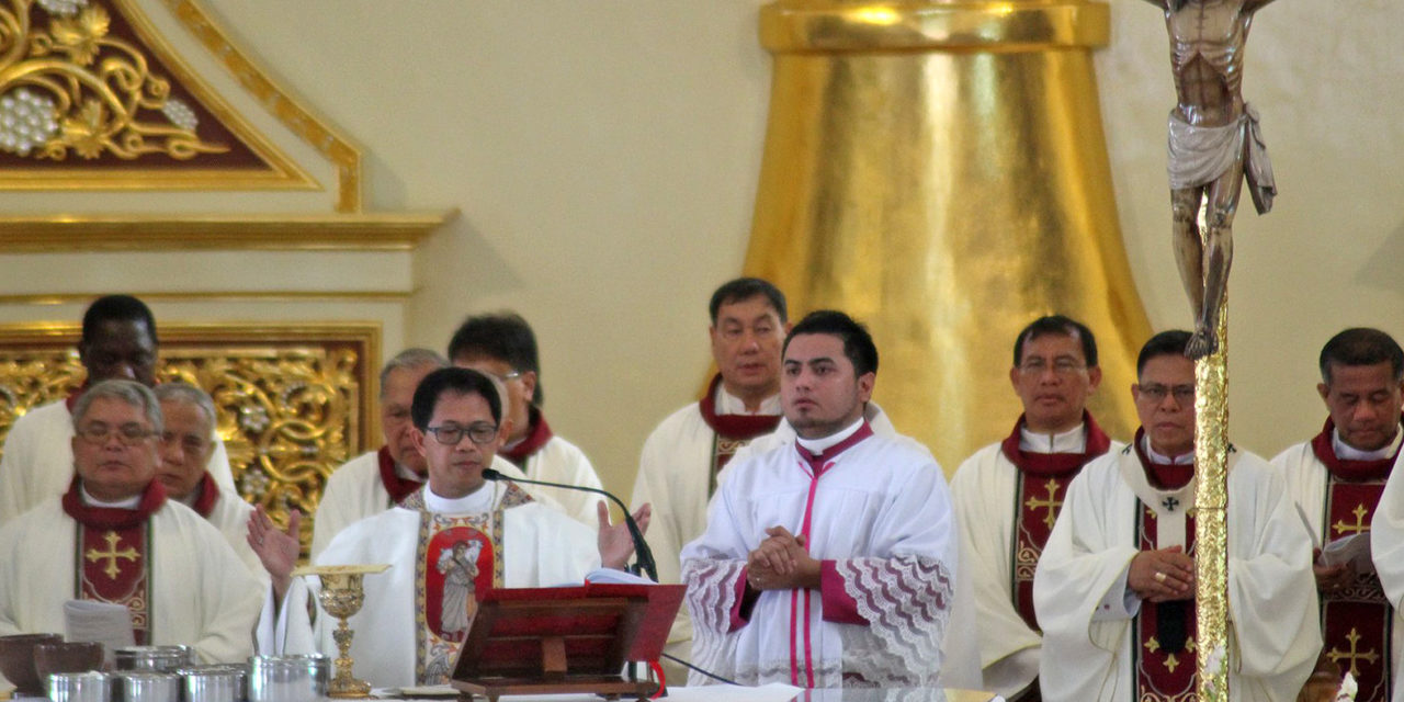Youth ministry a priority for youngest Pinoy bishop