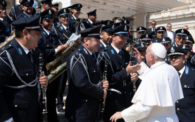 Life without parole is not a solution to crime, pope says