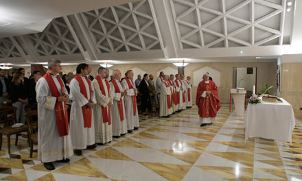 Remember your politicians in prayer, pope says