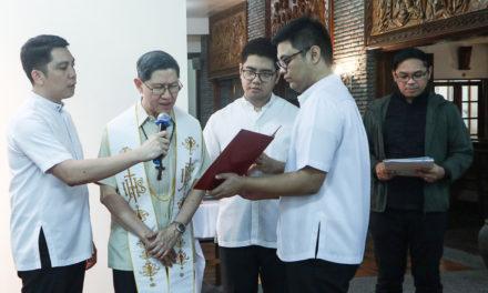 Manila seminary now powered by solar energy