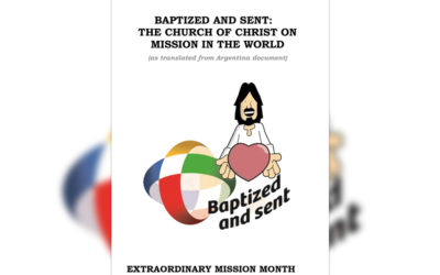 'Baptized and sent': Pope designates October as Mission Month