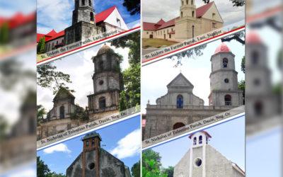 Gov't restores 3 historical churches in Dumaguete