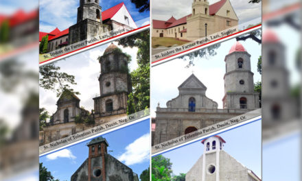 Gov't restores 3 historical churches in Dumaguete