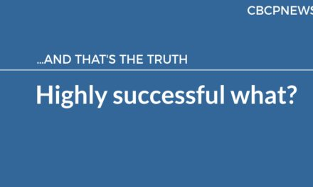 Highly successful what?