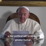 Pope Francis sends video message to UN Climate Action Summit