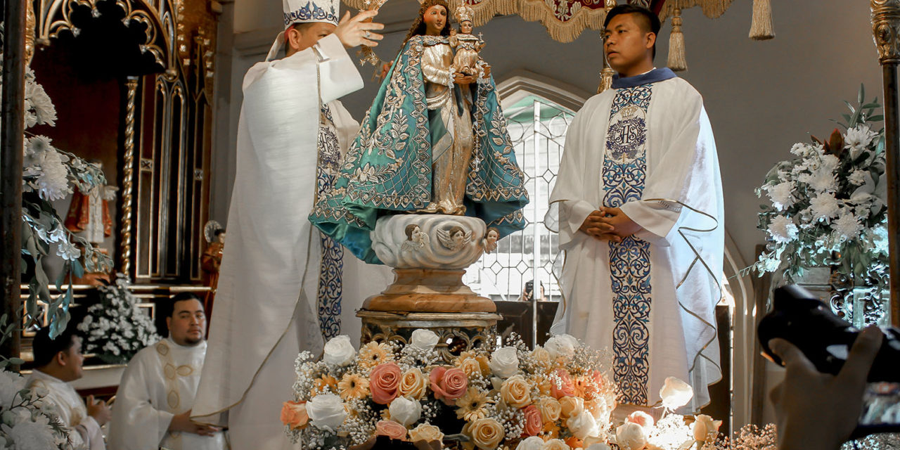 Hagonoy holds episcopal coronation of Marian image