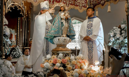 Hagonoy holds episcopal coronation of Marian image