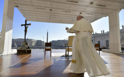 Did Pope Francis say that Jesus isn't God? Don't believe the report, Vatican says
