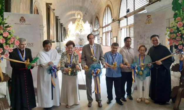 Marian exhibit: Pontifically crowned images at San Agustin Museum