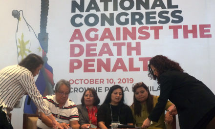Priest warns 'very high' chance of death penalty revival