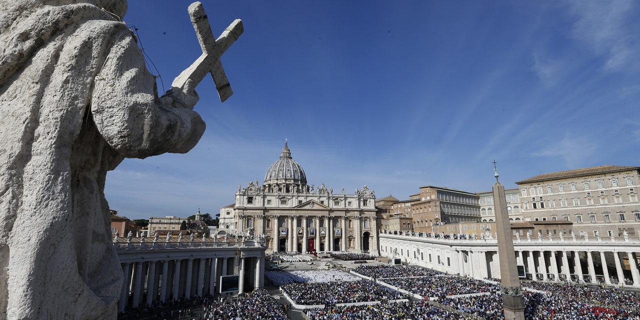 Kindly lights in gloomy world: Pope declares five new saints